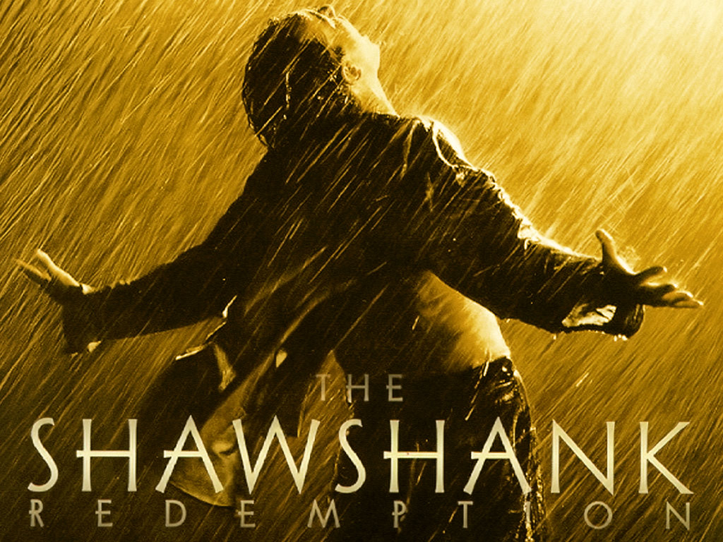 the shawshank redemption reel thinking often