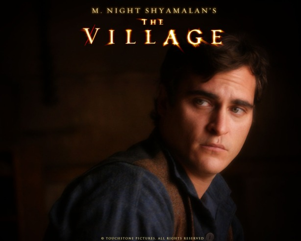 The Village - Movie Wallpaper - 01