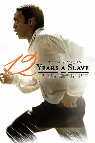 Image result for 12 years a slave movie poster""